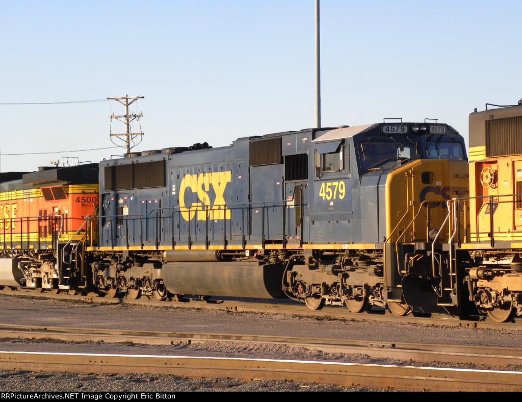 CSX 4579