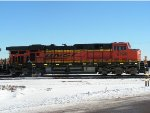 Roster Shot of BNSF ES44AC #6199