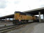 BNSF 9973 and 9993 backing up