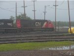 CN Power at Proctor Yard
