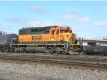 BNSF SD40 - 2 #1698 Yard Switcher