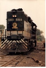 NS LOCAL RUSHVILLE BRANCH