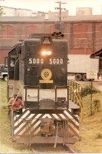 SOUTHERN 5000 GP38-2