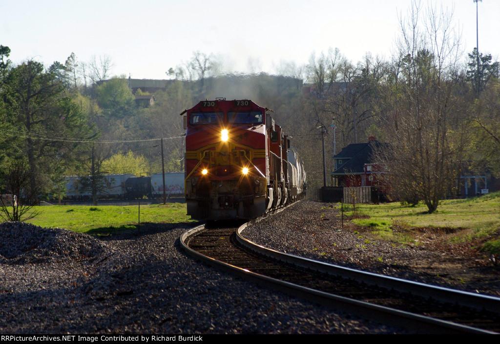 BNSF 730
