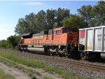 DPU on Loaded Chicago Bound Coal