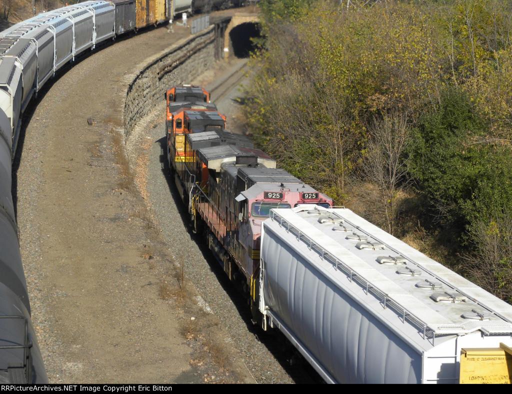 Model Railroad Illiusion