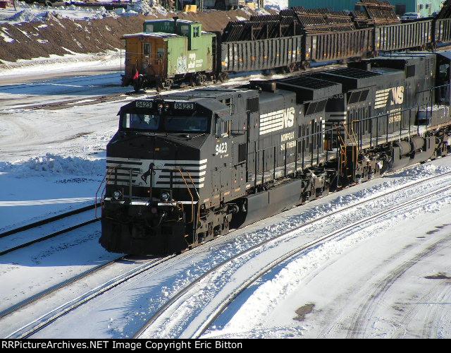 NS 9423 West