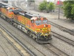 BNSF 4720 West 