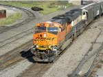 BNSF 6303 East