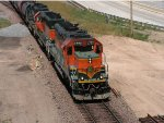 BNSF 6772 East