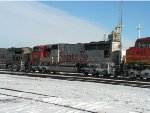 A Frosted BNSF #8229