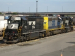 Currennt Oak Island yard hump power. 1703 is a fmr E-L SD45-2