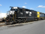 Another portrait of  an NS, ex CR, nee Erie Lackawanna SD45-2