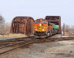 BNSF 4528