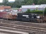 Railroading the old fashion way