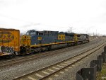 CSX 802 and 7651