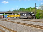 NS 6703; HLCX 5993 and 5951