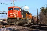 CN 5769 Leading  a Ore West By The Park At Rochelle