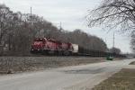 CP 6061 rail train