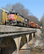 CITX 2788 leads 938 over Sweetwater Creek