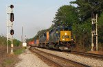 Huntingtons abomination leading Q141 past NE Red Oak