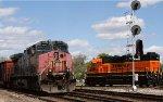 SP meets BNSF