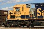 BNSF 6482