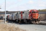 A Pair of SOO GP38s doing work