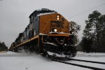 Q464 in the Snow