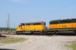 EX UP and BNSF power ready