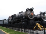 The Lindbergh Locomotive