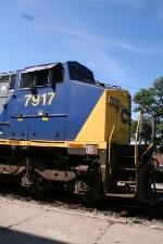 Side Of CSXT 7917