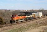 BNSF 4543