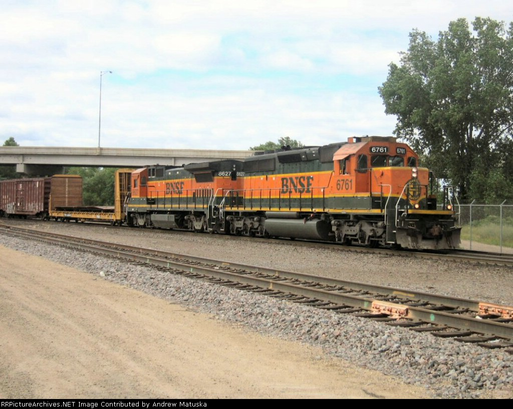 BNSF 6761