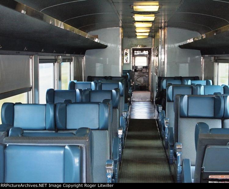 Interior view 0f VIA 6205