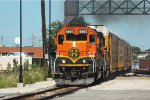 BNSF SD40-2 6865