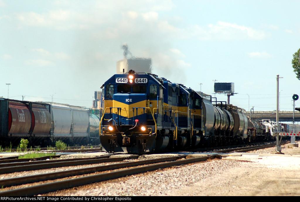ICE SD40-2 6441