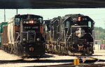 IC GP40R 3138 & SOO MP15AC 1550