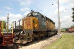 CNW SD40-2 6847