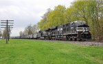 NS 633 With new GE,s NS 8045 NS 8062