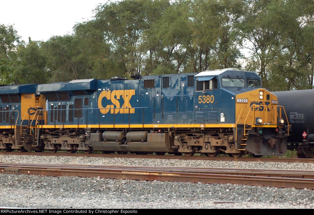 CSX ES44DC 5380