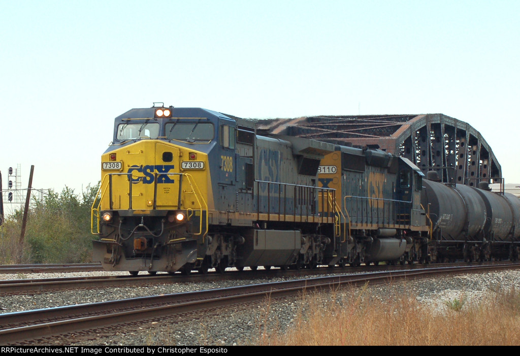CSX 8-40CW 7308