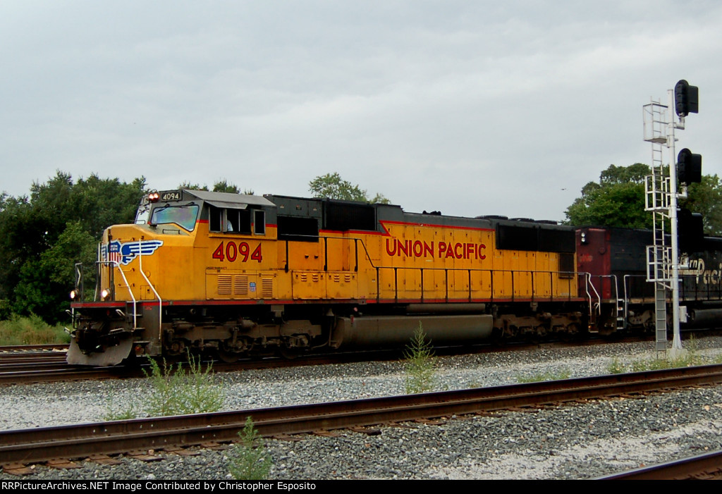 UP SD70M 4094