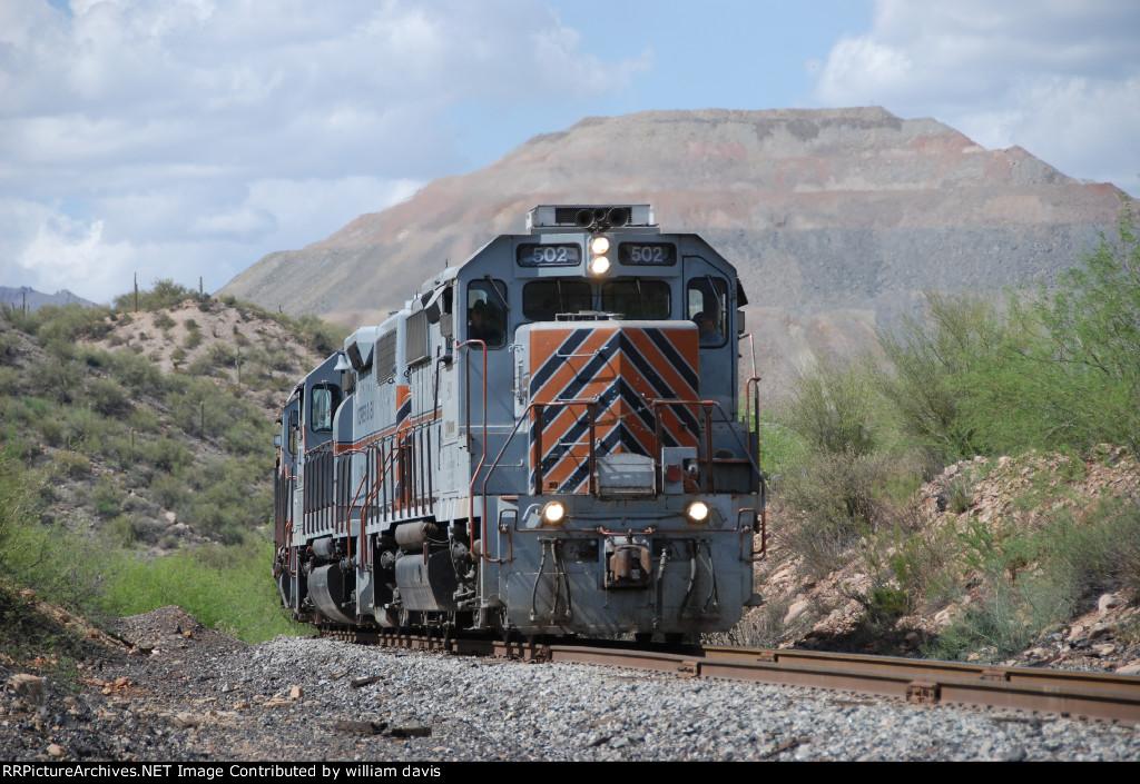 Copper Basin Railway
