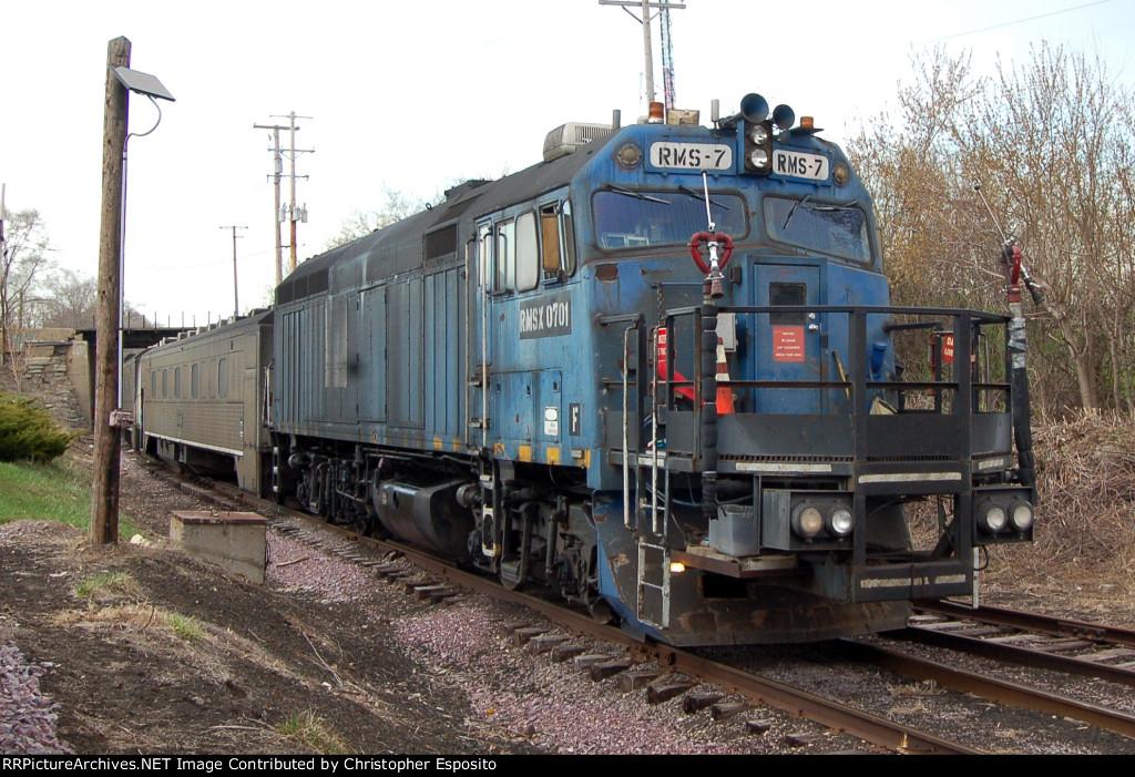 RMSX F40PH-2CAT 701
