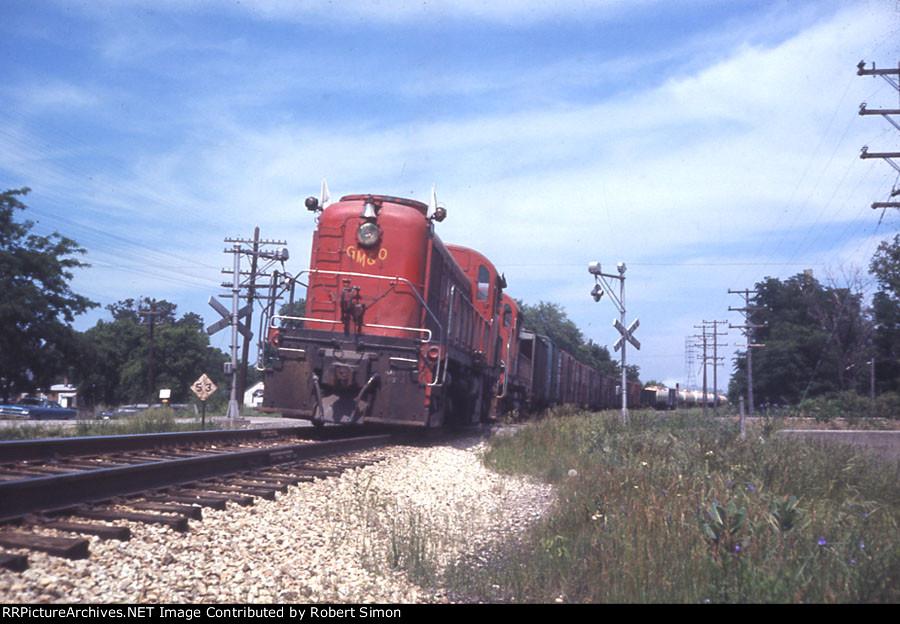 GMO 1506 RS2 WILMINGTON IL 6/1969
