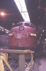 GMO 883A F3A TR 2 CHICAGO UNION STATION 2-70