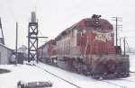 GMO 916 SD40 POWER FOR CWEX COAL TRAIN SO JOLIET 4-70