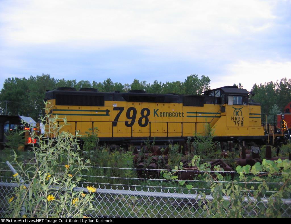 KCCX 798 GP-39-2