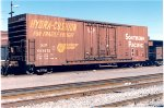 SP 698975 plug door boxcar